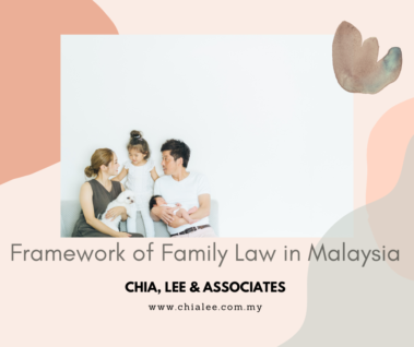 Framework of Family Law in Malaysia