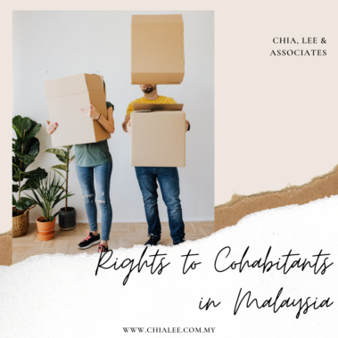 Rights Of Cohabitants in Malaysia