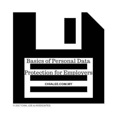 Basics of Personal data Protection for Employers