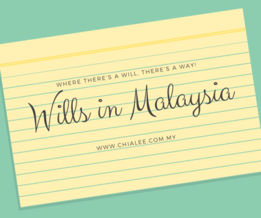 An Overview of Estate Planning in Malaysia