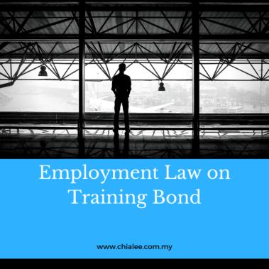 Employment Law on Training Bond